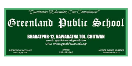 Greenland Public School Nepal