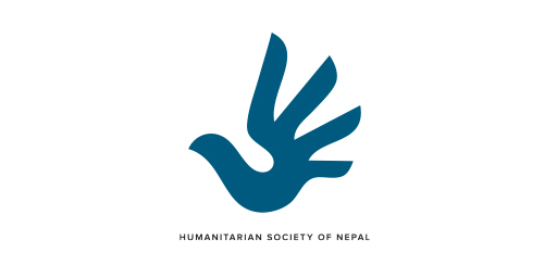 Humanitarian Society of Nepal logo